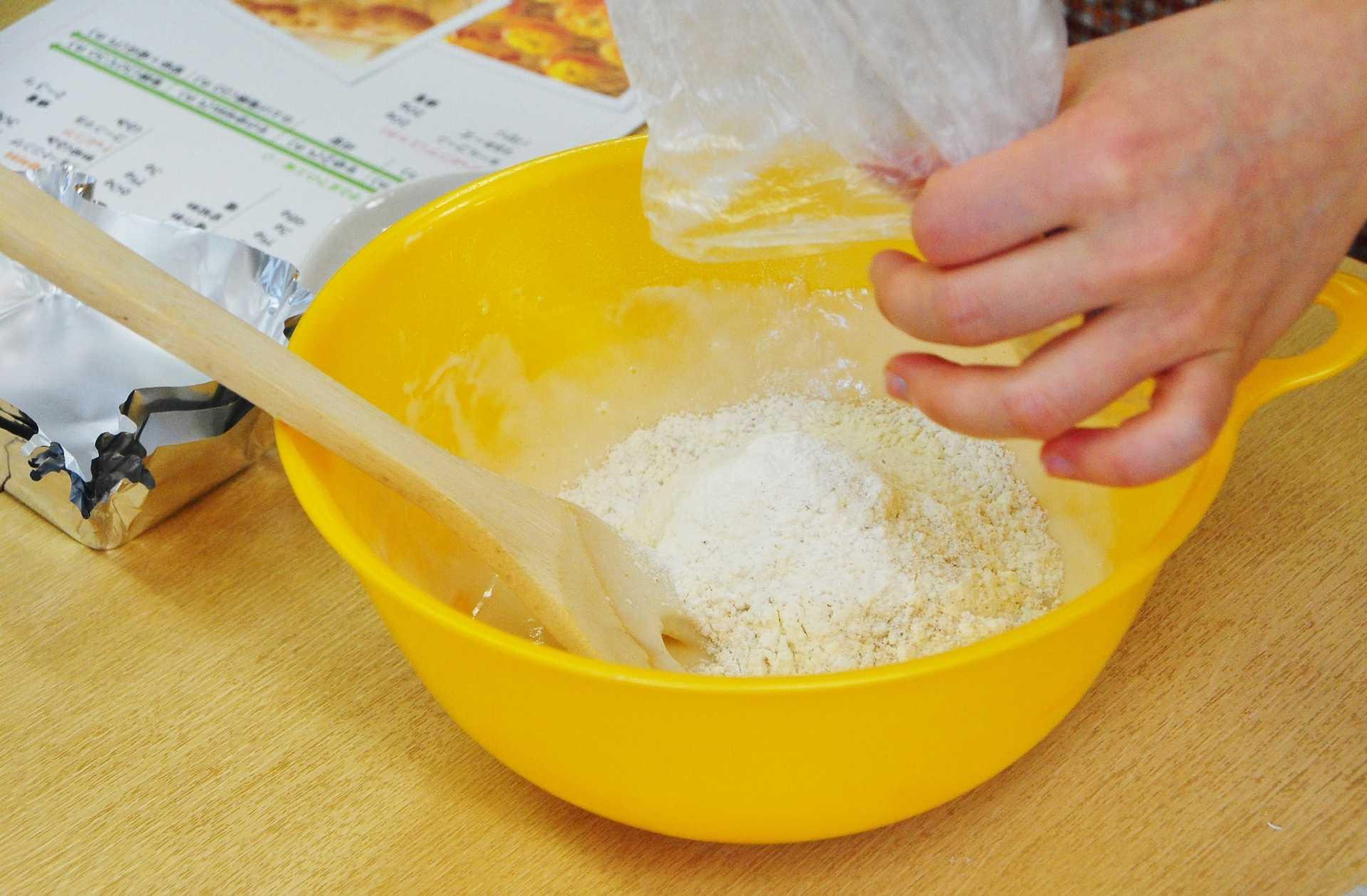 【パン作りの材料】パン作りに使われる材料と役割に関する記事一覧